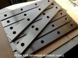 Ножи для гильотинных ножниц  510*60*20мм гильотинные ножи в России от Тульского Промышленного Завода.