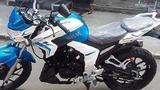 Мотоцикл raptor SK200GY-4 со стереосистемой