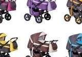 Детская коляска б/у Caretto Rocky I