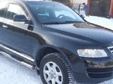 Volkswagen Touareg, 2003 года выпуска, б/у