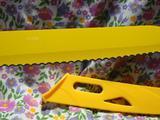 Ножи Zyliss желтый 19см, бу